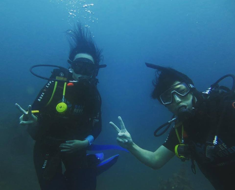 http://www.thegreatnext.com/Scuba Diving PADI Course Advanced Open Water Diver Bali Amed Indonesia Adventure Travel The Great Next