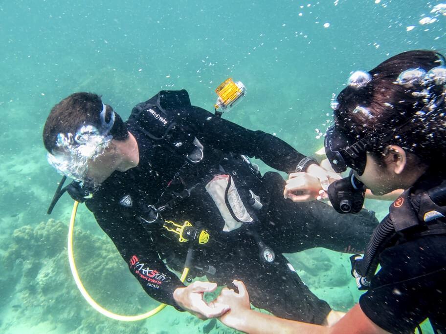 http://www.thegreatnext.com/Scuba Diving PADI Scuba Diver Pattaya Thailand Adventure The Great Next