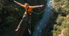 http://www.thegreatnext.com/Bungee Jump Giant Swing Nepal Kathmandu Adventure Travel The Great Next