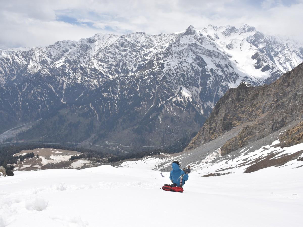 http://m.thegreatnext.com/Patalsu Peak Trekking Himachal Pradesh Adventure Travel The Great Next