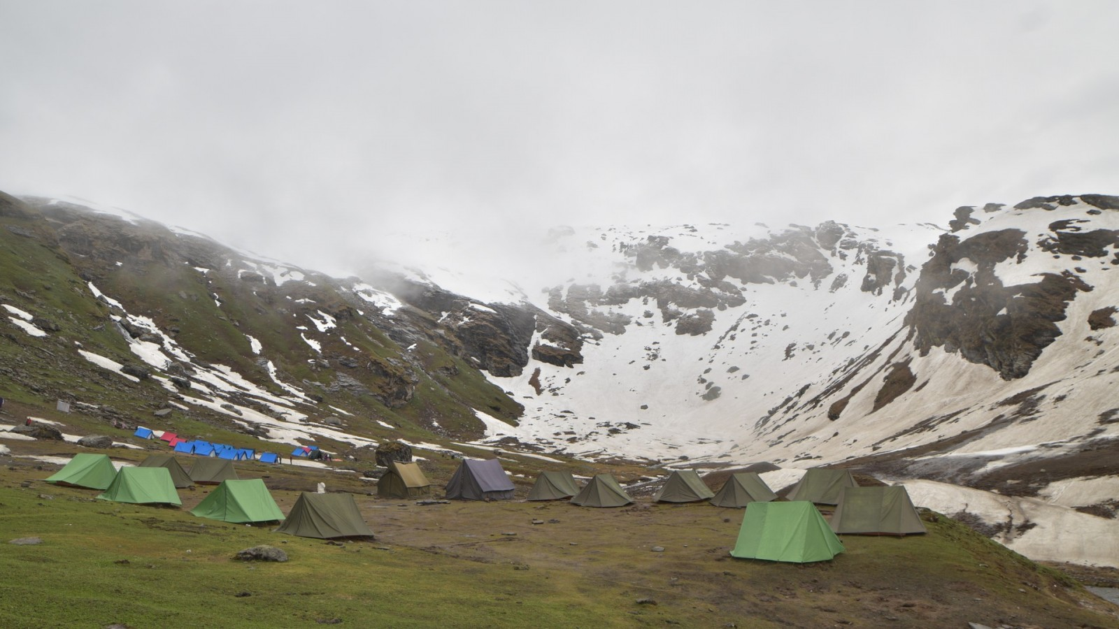 Bhrigu Lake Trek in Himachal Pradesh