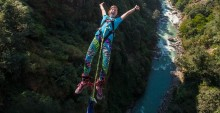 http://www.thegreatnext.com/Camping Giant Swing Nepal Kathmandu Adventure Travel The Great Next