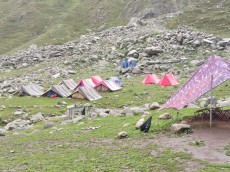 http://www.thegreatnext.com/Trekking Camping Gaj View Pass Himachal Pradesh Adventure Travel The Great Next