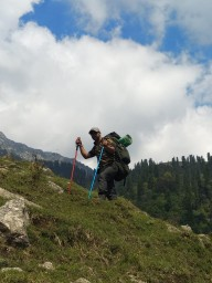 http://m.thegreatnext.com/Trekking Camping Gaj View Pass Himachal Pradesh Adventure Travel The Great Next