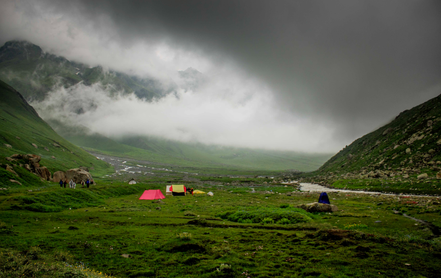 http://www.thegreatnext.com/Pin Bhaba Trekking Himachal Pradesh Adventure Travel The Great Next