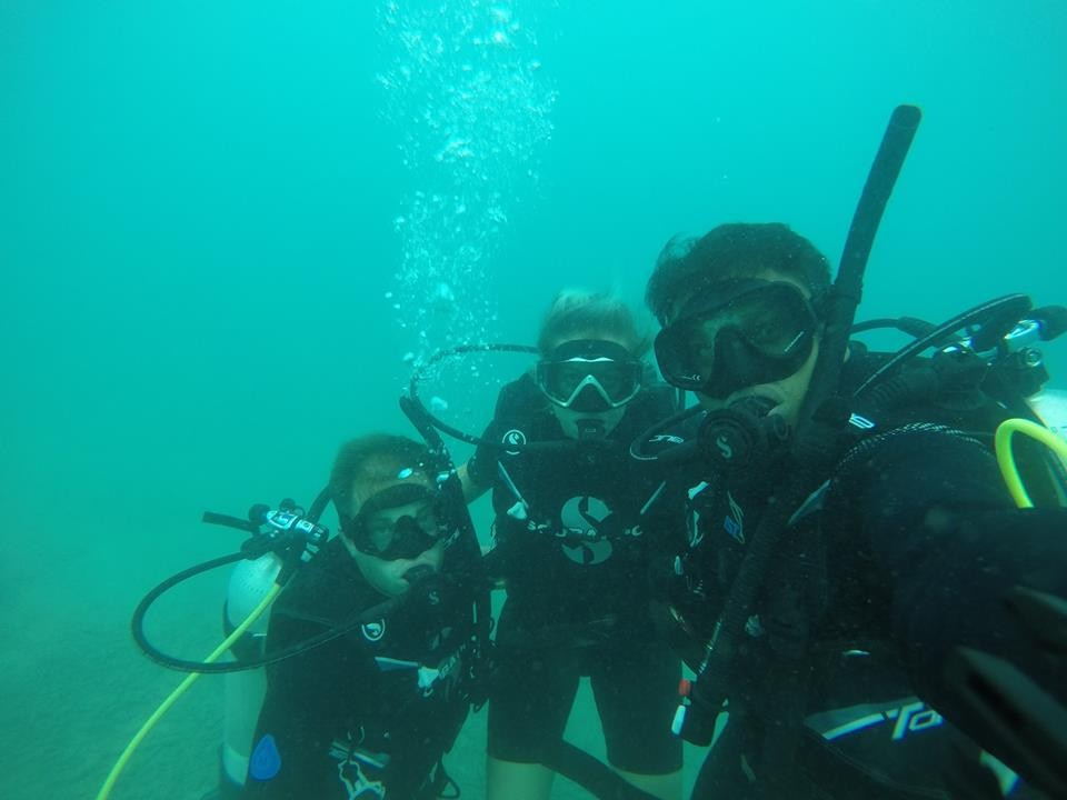 http://www.thegreatnext.com/Scuba Diving Advanced Open Water PADI Havelock Andaman Nicobar Adventure Travel The Great Next