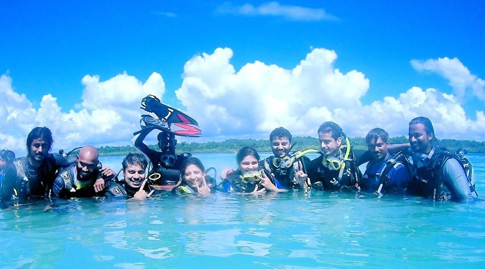 http://www.thegreatnext.com/Scuba Diving Havelock India Basic Diver SSI Adventure Travel The Great Next