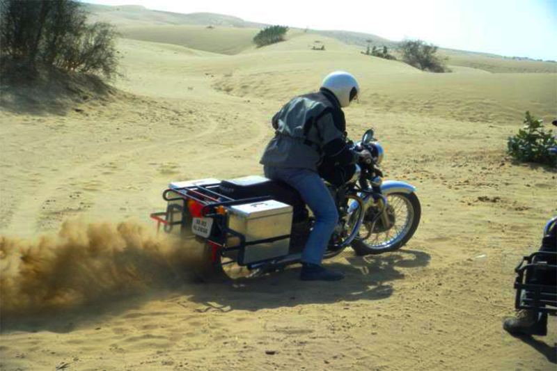 http://www.thegreatnext.com/Motorbiking Rajashthan Adventure Travel The Great Next