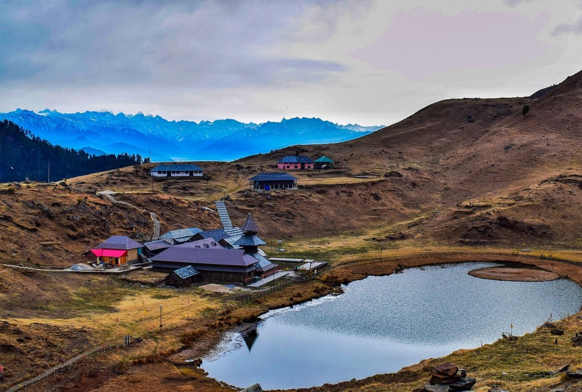 http://www.thegreatnext.com/Trekking Prashar Lake Himachal Pradesh Adventure Travel The Great Next