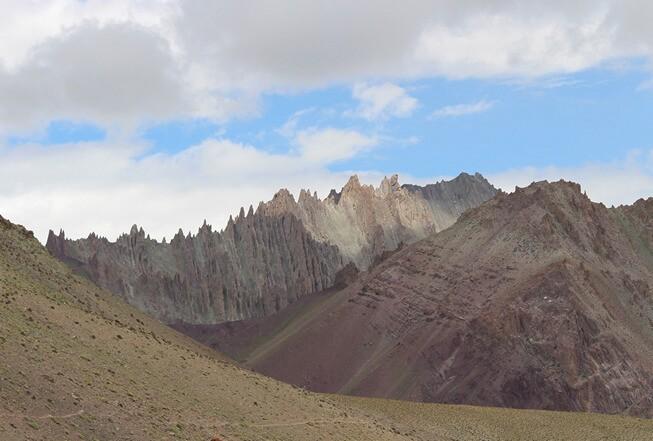 http://www.thegreatnext.com/Stok Peak Stok Ranges Ladakh Himalayas Adventure Trekking The Great Next
