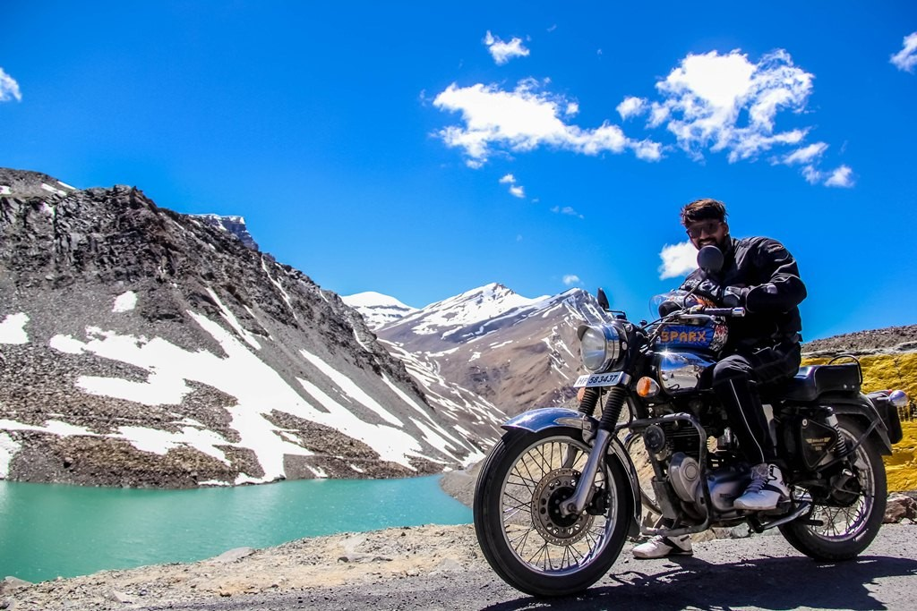 http://www.thegreatnext.com/Motorbiking Motorcycling Ladakh Leh Pangong Nubra Valley Batalik Lake Mountain Pass  Mountains The Great Next