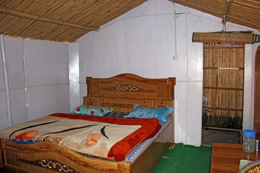 http://www.thegreatnext.com/Chopta Bamboo Cottage Camping Resort Himalayas Uttarakhand The Great Next