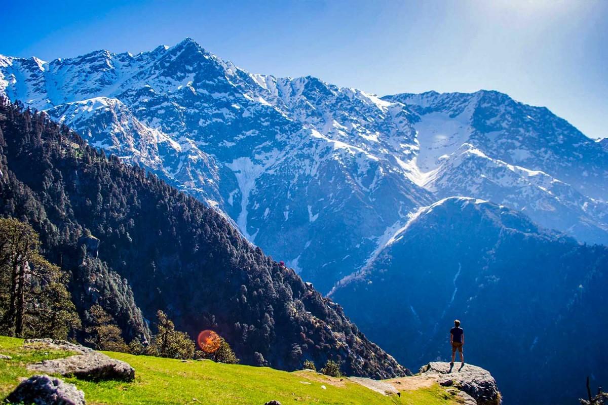 http://www.thegreatnext.com/McLeod Ganj Triund Himachal Pastures Culture Trekking Camping The Great Next