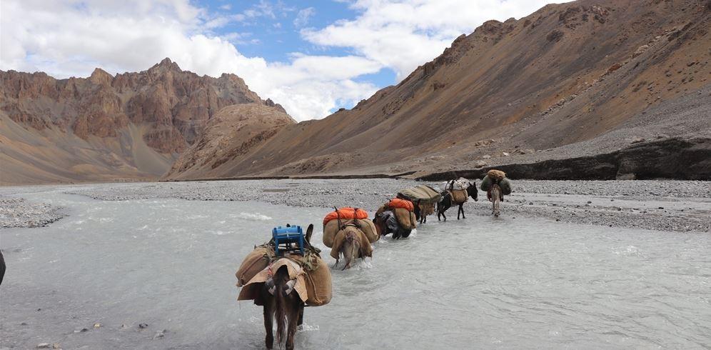 http://www.thegreatnext.com/Parang La Spiti Valley Kaza Ladakh Himalaya Snow Trekking The Great Next