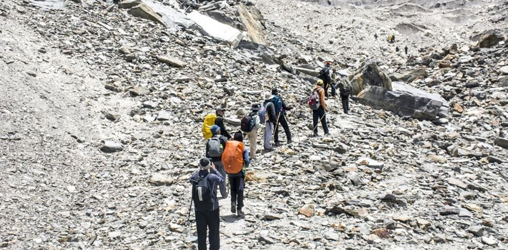 http://www.thegreatnext.com/Vasuki Tal Tapovan Gaumukh Ganga Meru Glacier Shivling Peak Lake Snow Uttarakhand The Great Next