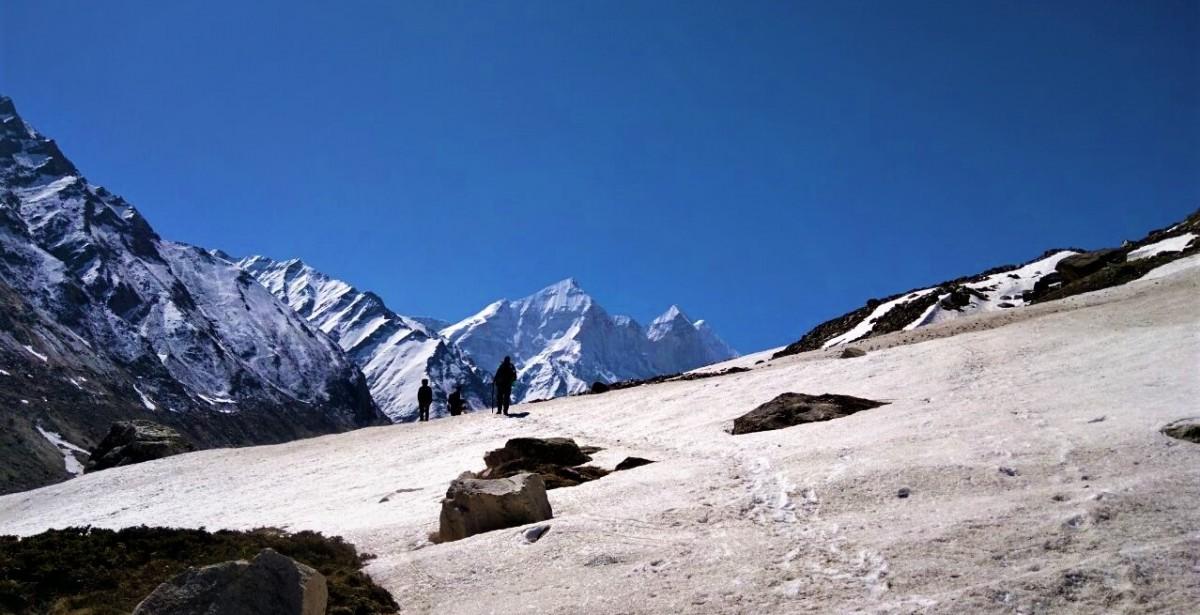 http://www.thegreatnext.com/Gaumukh Tapovan Himalayas Mountains Snow Dehradun Uttarakhand Trekking The Great Next