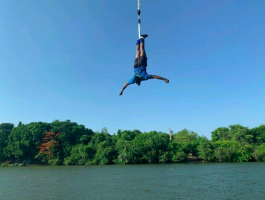 Bungee Jumping in Kolad (Ex-Mumbai)