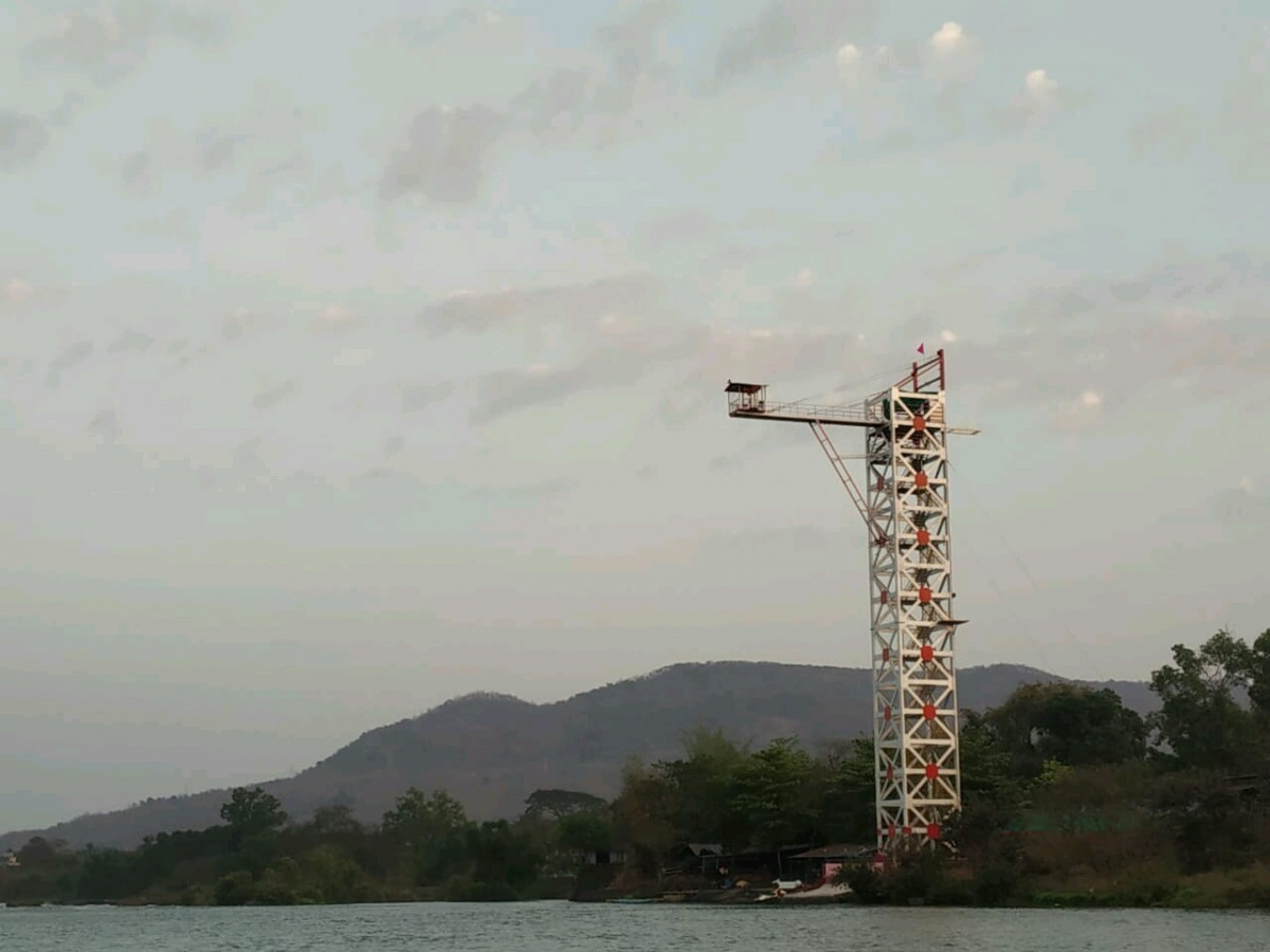 http://www.thegreatnext.com/Kolad Bungee Jump Maharashtra Kundalika River Adventure Travel The Great Next