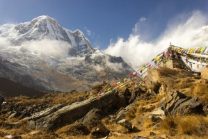Annapurna Base Camp trek (11 days)