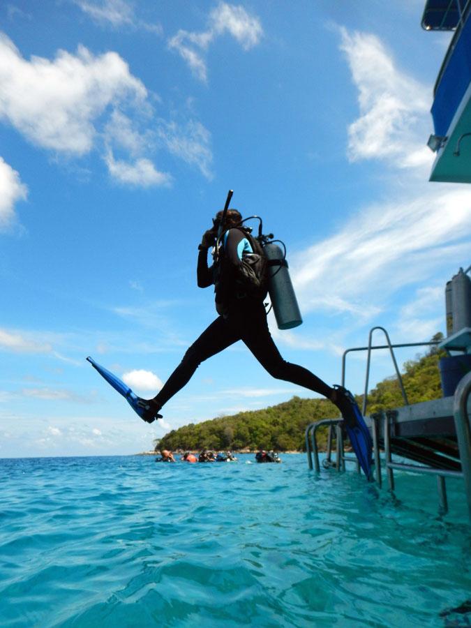 http://www.thegreatnext.com/Phuket Scuba Diving Adventure