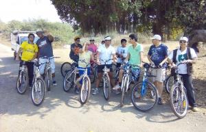 Mandwa-Kihim Cycling