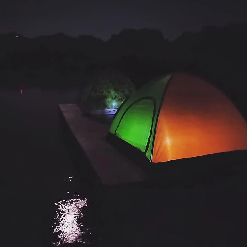 http://www.thegreatnext.com/Floating Tent Camping Kurungwadi Maharashtra The Great Next