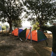/Floating Tent Camping Kurungwadi Maharashtra The Great Next