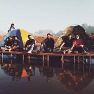 /Floating Tent Camping Kurungwadi Maharashtra The Great Next