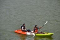 http://m.thegreatnext.com/Cycling Savandurga Kayaking Bangalore Karnataka Adventure The Great Next