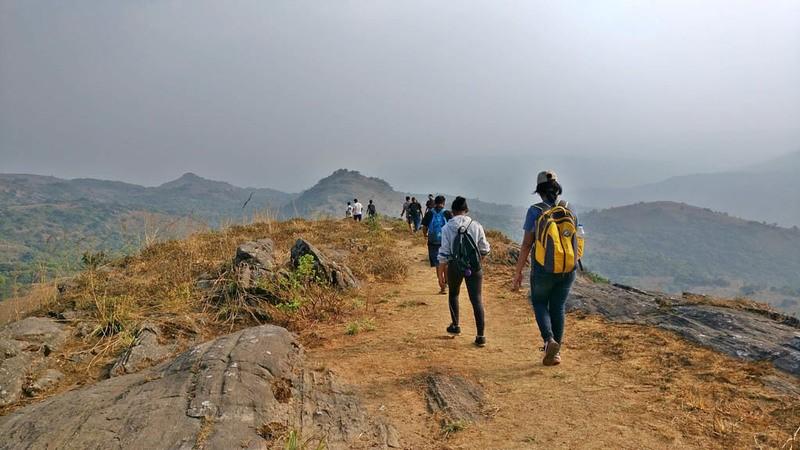 http://www.thegreatnext.com/Kotte Batte Hattihole Coorg Bangalore Karnataka Green Forest Trekking The Great Next