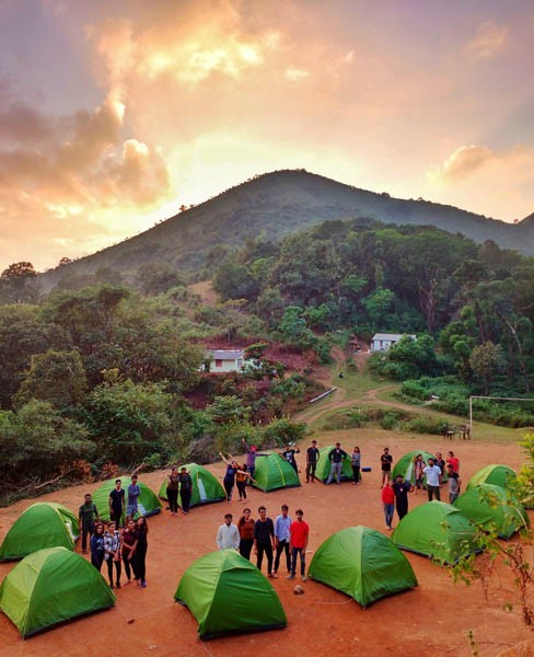 http://www.thegreatnext.com/Coorg Kabbe Hills Backwaters Coffee Plantations Karnataka Camping The Great Next