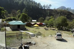 http://www.thegreatnext.com/Camping Uttarakhand Chanfi Tent Stay The Great Next