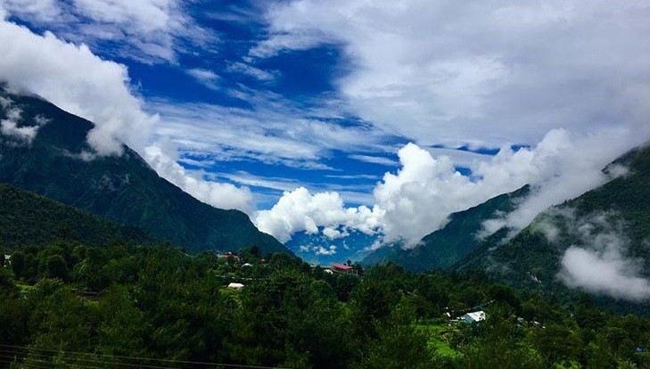 http://m.thegreatnext.com/Gokyo Ri Mount Everest Himalayas Nepal Glacier Trekking Snow The Great Next