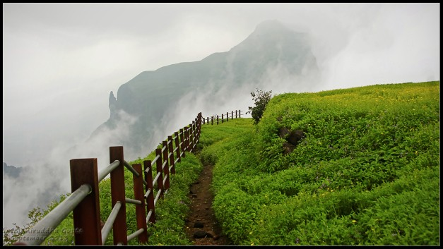 http://m.thegreatnext.com/Ratangad Fort Trek Maharashtra Monsoon Trekking Adventure Travel Mountains Nature