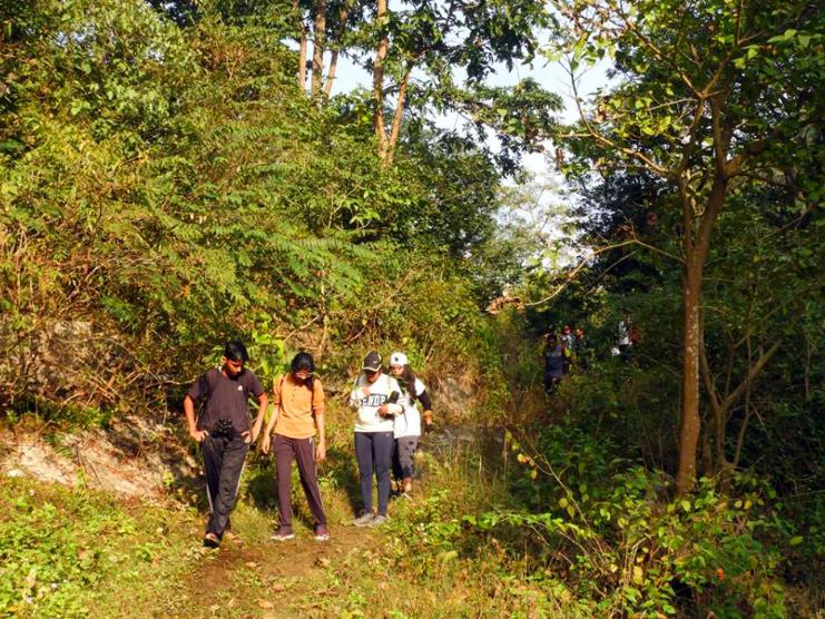 http://m.thegreatnext.com/Ramnagar Mud House Stay Nainital Uttarakhand Wildlife Spotting Camping Trekking Adventure Travel Nature The Great Next