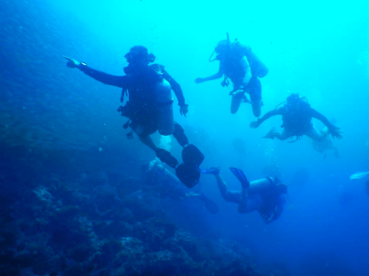 http://www.thegreatnext.com/PADI Advanced Open Water Diver Course Koh Tao Thailand Bangkok Scuba Diving Water Sports Adventure Travel