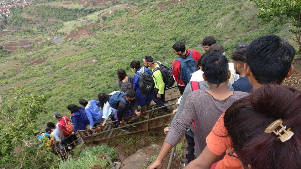 http://www.thegreatnext.com/Kalsubai Peak Trek Maharashtra Highest Western Ghats Sahyadris Bari Village Adventure Travel The Great Next