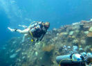 http://www.thegreatnext.com/PADI Advanced Open Water Diver course  Gili Air Bali Indonesia Travel Destinations Water Sports Scuba Course Adventure