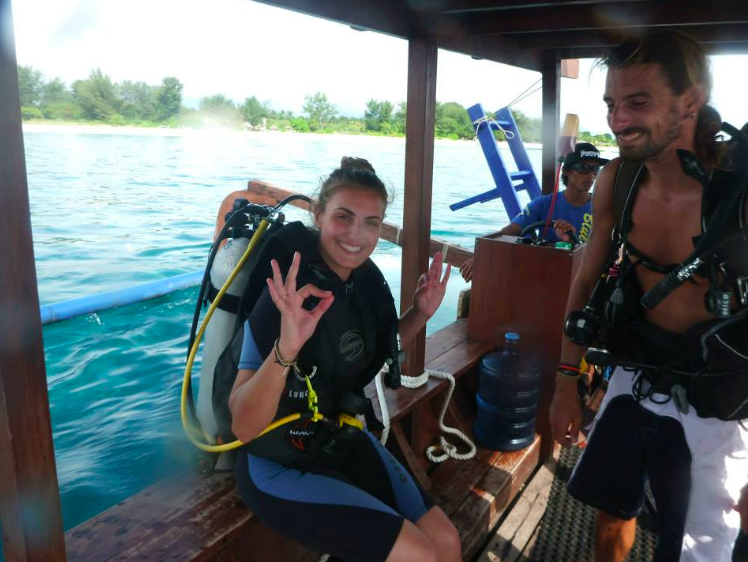 http://www.thegreatnext.com/PADI Scuba Diver course  Gili Meno Indonesia Travel Destinations Water Sports Scuba Course Adventure