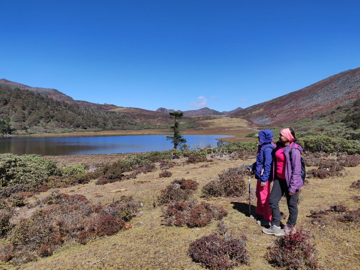 http://www.thegreatnext.com/Bhangajyang Lakes Trek Arunachal Pradesh Bhutan Tso Tsomjuk Lake Glacial Adventure Travel The Great Next