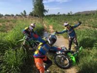 http://www.thegreatnext.com/Enduro Off-road Motorcycle Motorbiking Kawasaki Honda Pattaya Thailand The Great Next