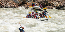 http://www.thegreatnext.com/River Rafting Rishikesh Uttarakhand Kodiyala Lakshman Jhula Ganges Ganga