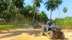 http://m.thegreatnext.com/ATV Ride Fun Tour Beginners Novice Off-road Pattaya Thailand The Great Next
