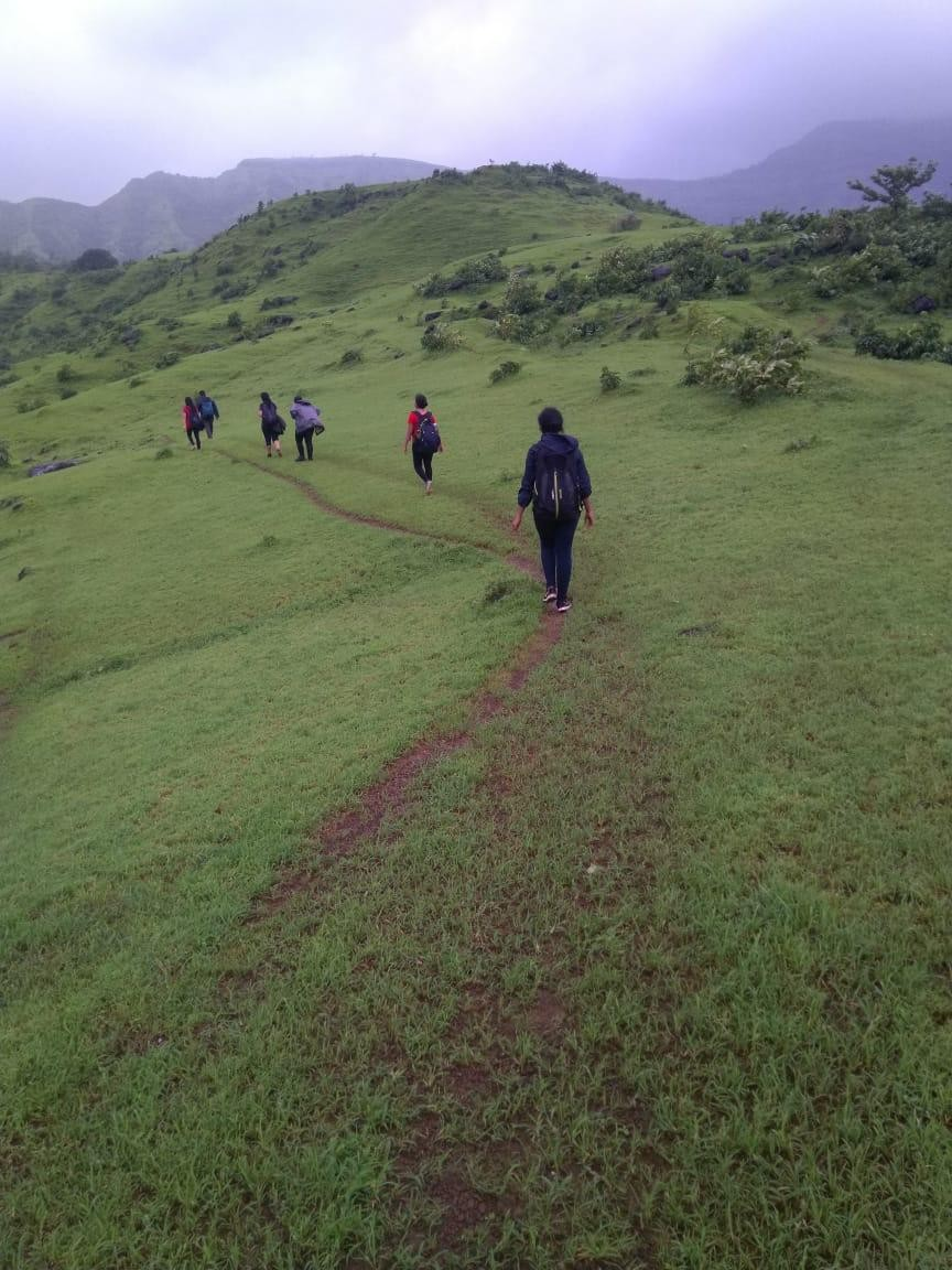 http://www.thegreatnext.com/Garbett Point Maharashtra Lonaval Hill Green Plateau Trek Adventure Travel The Great Next
