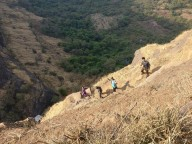 http://m.thegreatnext.com/Kalavantin Durg Fort Trek Mumbai Navi Western Ghats Maharashtra Adventure Travel The Great Next