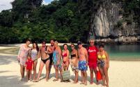 http://www.thegreatnext.com/Hong Island Snorkeling tour Thailand Krabi Water Sports Adventure Travel Destinations