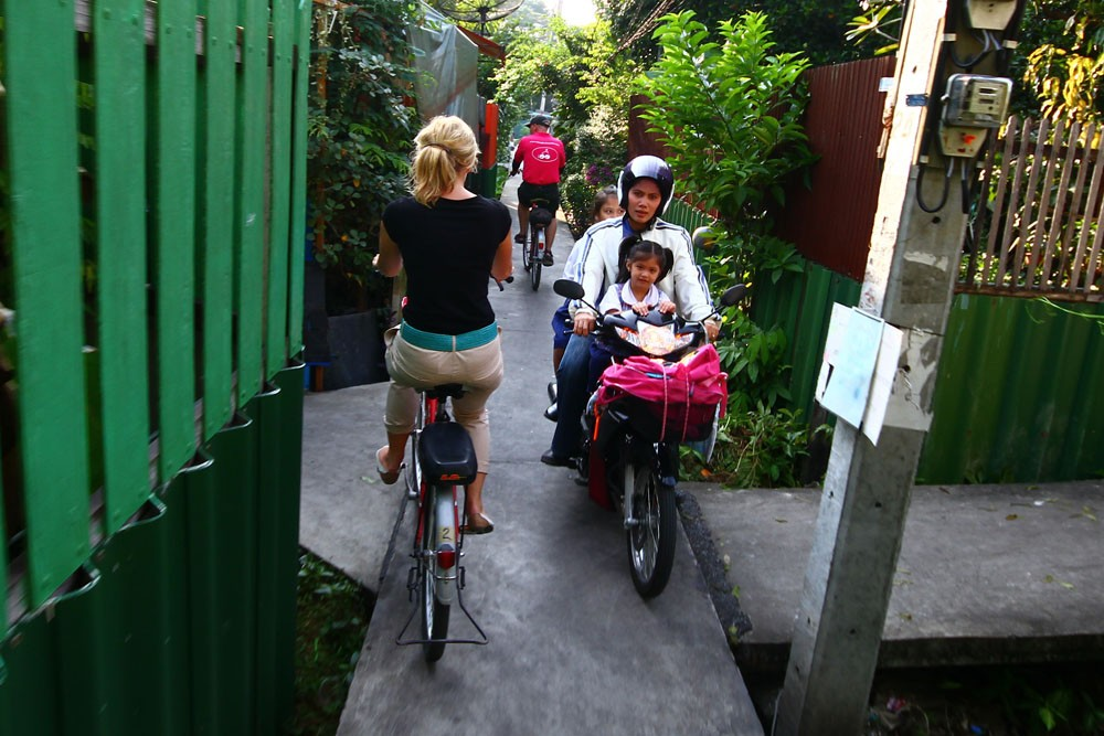 http://www.thegreatnext.com/Thailand Bangkok Cycling Tour Canal Khlongs River Thai Culture Adventure Travel The Great Next
