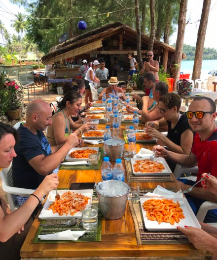 http://www.thegreatnext.com/Phi Phi Islands Snorkeling tour Thailand Krabi Water Sports Adventure Travel Destinations