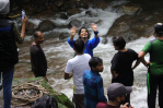 http://m.thegreatnext.com/Dudhsagar Waterfall Tambdi Surla Waterfall Kulem Goa Trekking Adventure Destinations Nature Travel