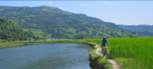 http://www.thegreatnext.com/Pame Village Mountain Cycling Biking Pokhara Nepal Adventure Activity Destination Places Himalayas Travel